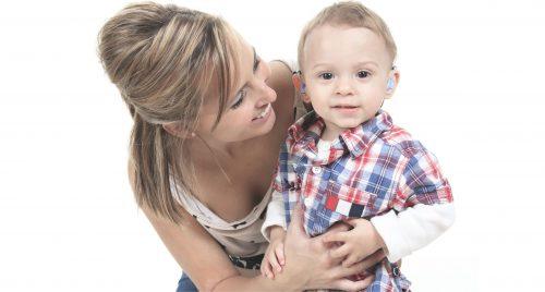 apparecchi acustici per bambini